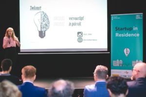 Presentatie Startup in Residence